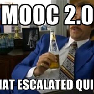 The Emperor's New MOOC