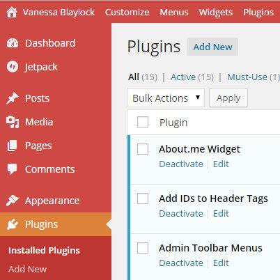 My Top 10 WordPress Plugins 2014