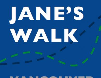 Jane's Walk 2015