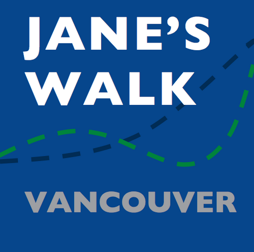 Logo for Jane's Walk Vancouver