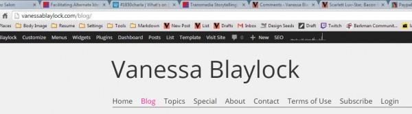 screencap of Google Chrome v39