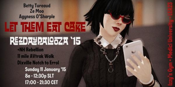 poster for Rezdaypalooza