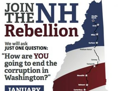 NH Rebellion VR Walk Real Time