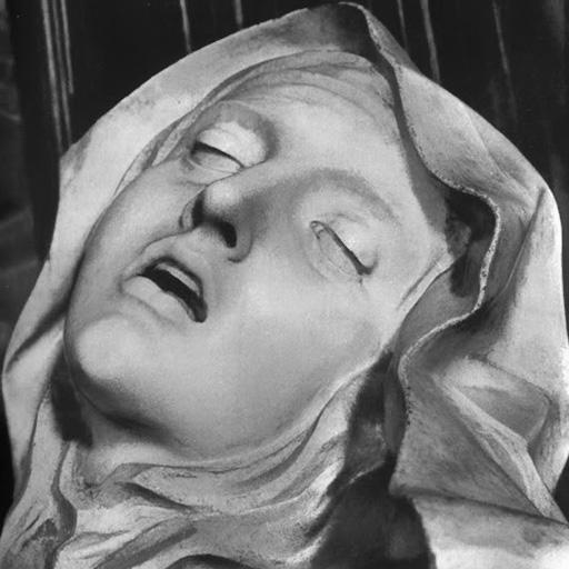 Gian Lorenzo Bernini, The Ecstasy of St. Teresa, marble, life-size, 1647-1654, Cornaro Chapel, Rome
