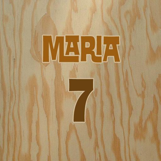 Studio Door Card for Maria 7
