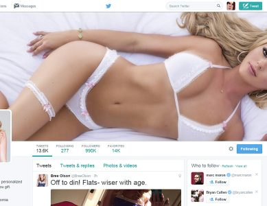 What is the value of Bree Olson's ass?