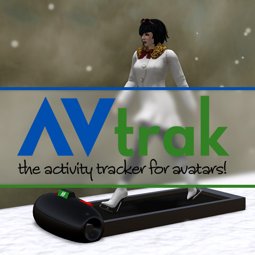 Vanessa Blaylock using an AVtrak enabled treadmill