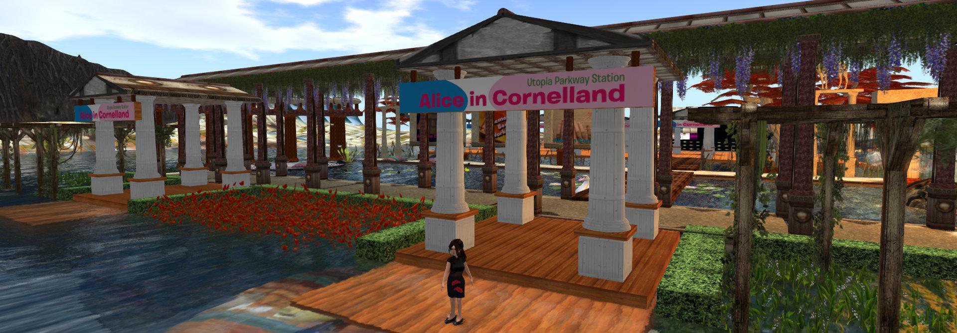 Activity No.1 – Alice in Cornelland