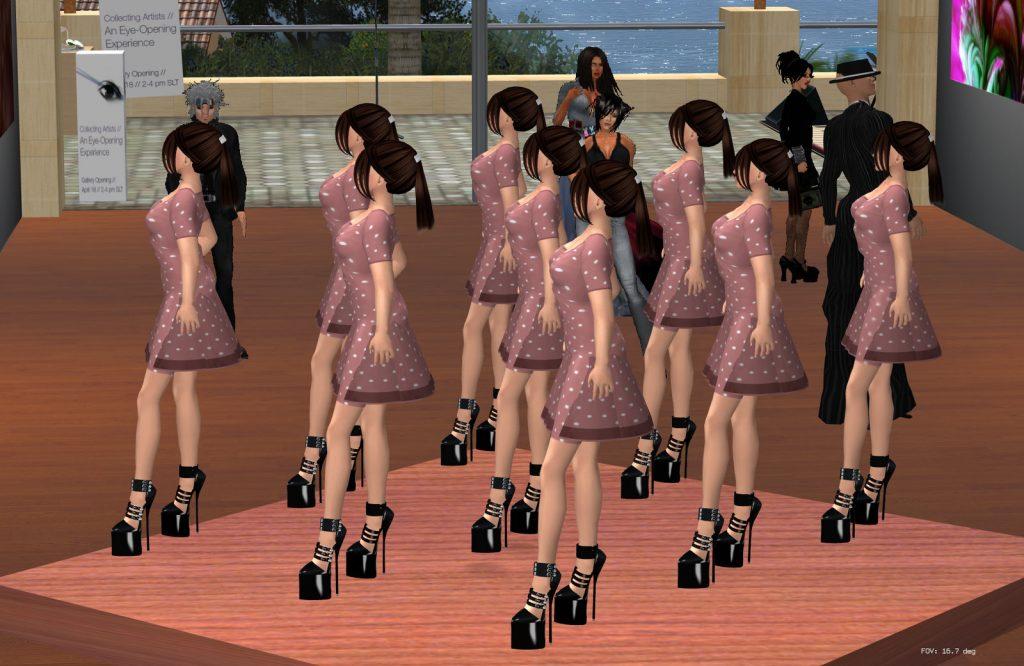 photo of Vanessa Blaylock Company performance VB01