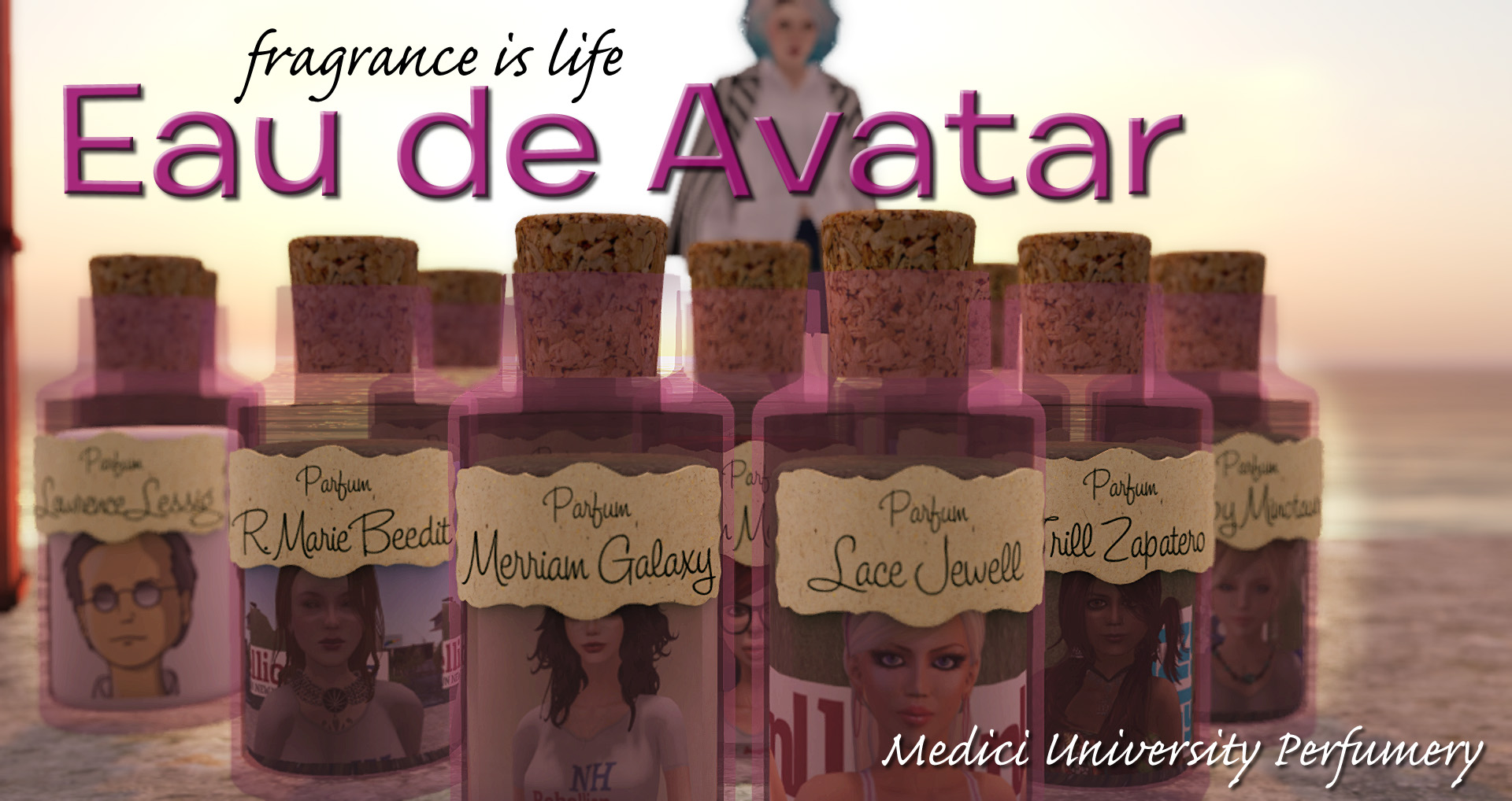 Activity No.27 – Eau de Avatar