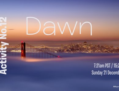 Activity No.31 – Dawn