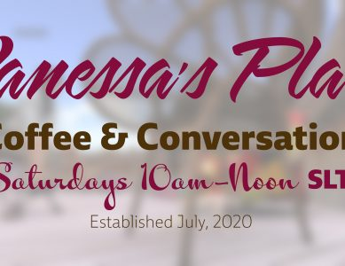 VB 220 – Vanessa's Place: coffee + conversation